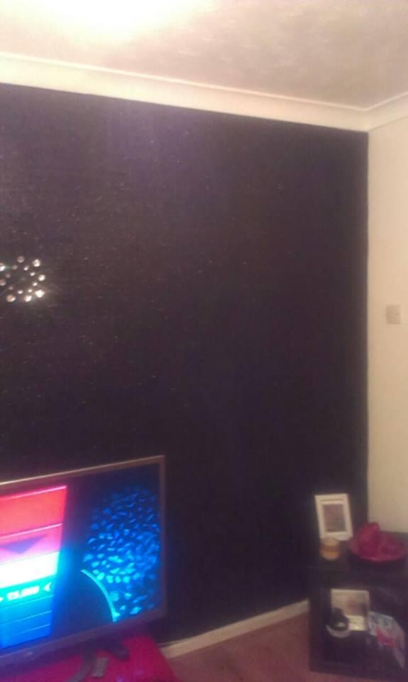 Glitter Wallpaper Grade 3 Sparkle