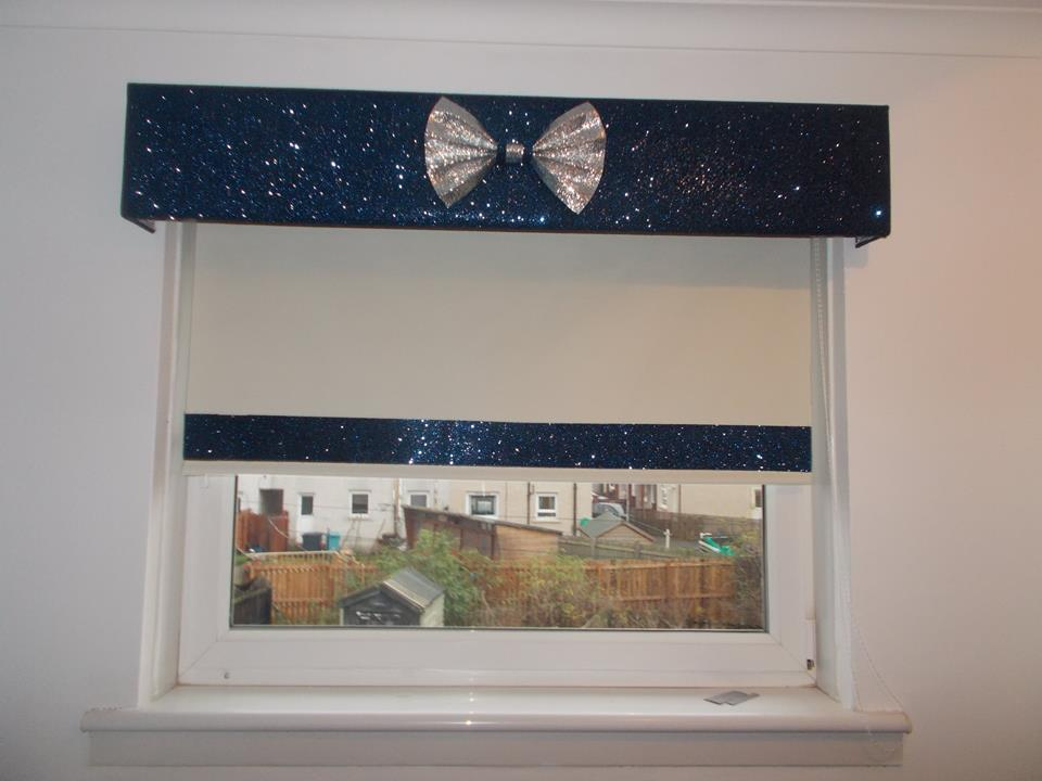 Glitter Pelmet Gallery